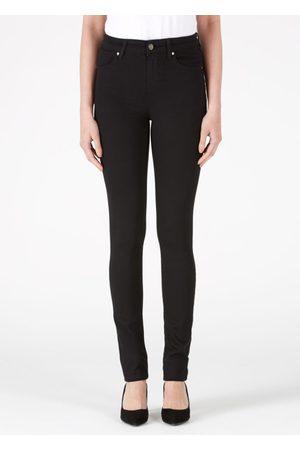 DONNA IDA Ivy Skinny Jeans - Blackest