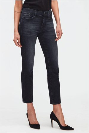 7 for all Mankind Women Trousers - Roxanne Ankle Luxe Vintage Anytime