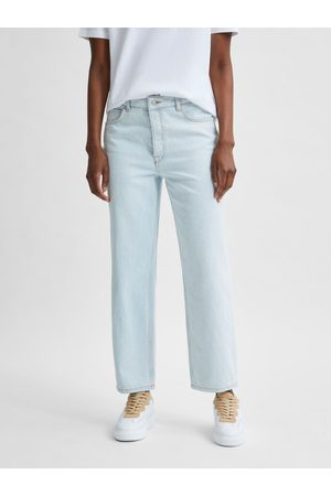 SELECTED Kate High Waist Jean- Bright