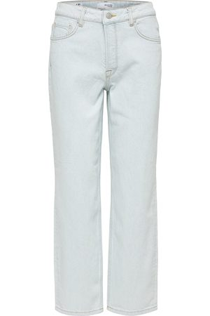 SELECTED Kate Bright Straight Jeans