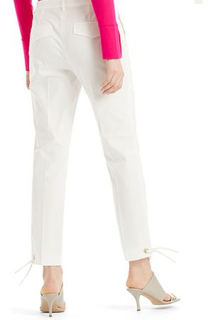 Marc Cain Crop Trousers with Tie