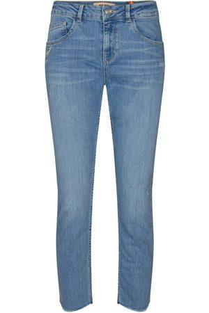 Mos Mosh Women Trousers - Bradford Letter Jeans