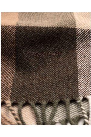 GANT Java Multicheck Wool Scarf 9920051