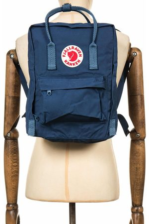 Fjällräven Fjallraven Kanken Classic Backpack - Royal -Goose Eye Colour: Roya