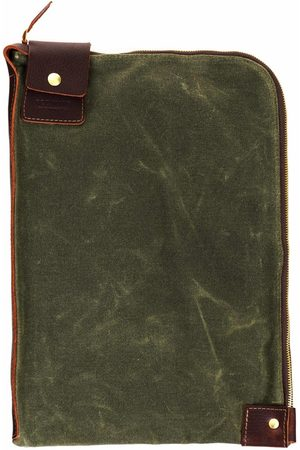 Red Wing Purses & Wallets - 95064 Large Wacouta Gear Pouch - Olive WC-Briar Oil Slick Col