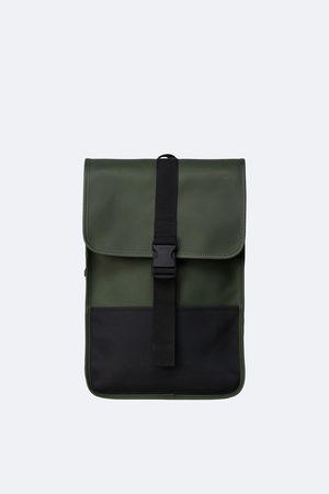 Rains Men Purses & Wallets - Buckle Backpack Mini