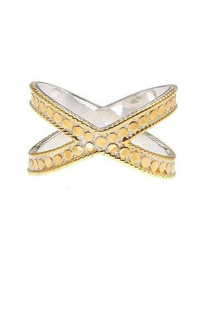 Anna Beck Ring 6460R Cross in