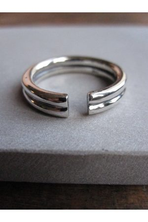 Collard Manson 925 open ring