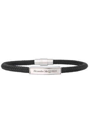 Alexander McQueen Men Bracelets - MEN'S 6511041AABF1000 OTHER MATERIALS BRACELET