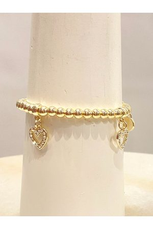 Envy Triple Love Heart Bracelet