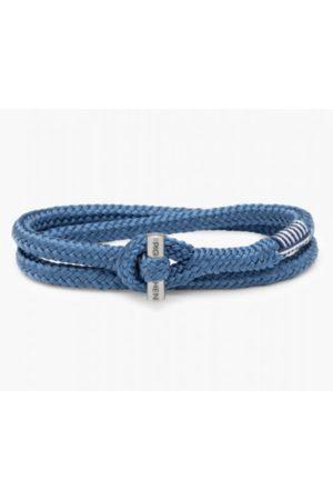 pig & hen Men Bracelets - Tiny Tiny Bracelet in Violet / Silver
