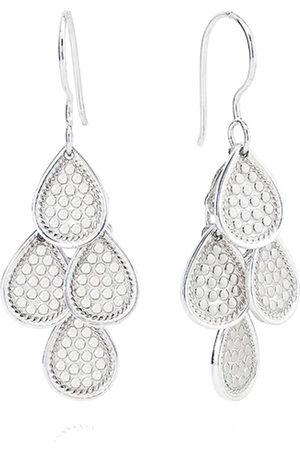 Anna Beck Women Earrings - Classic Beaded Chandelier Earrings