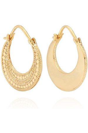 Anna Beck Dotty Hoop Earrings