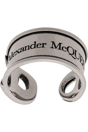 Alexander McQueen MEN'S 585482J160Y0446 METAL RING