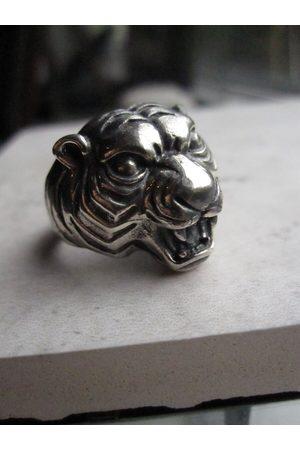 Collard Manson 925 Tiger Ring