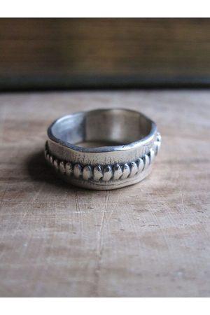 Collard Manson Rings - 925 Jaggered Ring