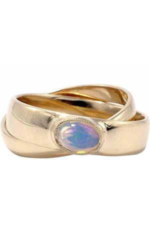 Ashley Zhang Women Rings - Opal Marais Rolling Ring