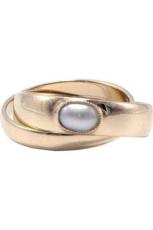 Ashley Zhang Pearl Marais Rolling Ring