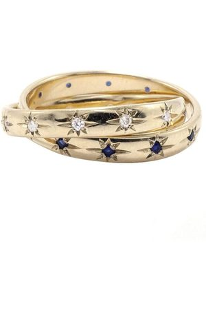 Ashley Zhang Starry Night Rolling Ring