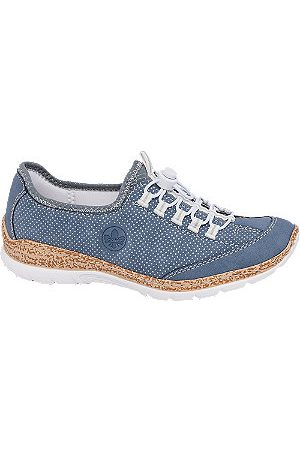 Rieker Women Casual Shoes - Elastic Toggle Casual Shoes