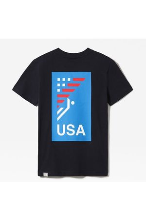 The North Face BOY'S INTERNATIONAL COLLECTION GRAPHIC T-SHIRT