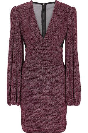 Rebecca Vallance Women Knitted Dresses - Bam Bam knit minidress