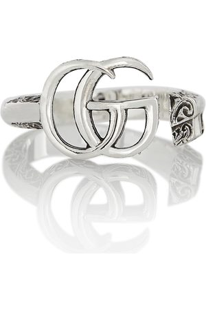 Gucci Double G sterling ring