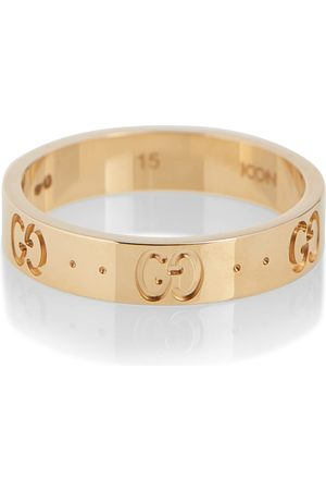 Gucci Icon 18kt yellow ring