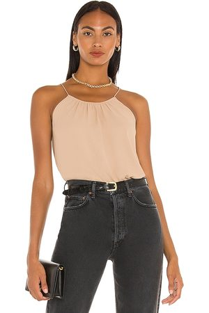 ATM Anthony Thomas Melillo Georgette Halter Top in . Size XS, S, M.