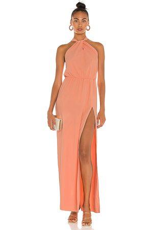 Amanda Uprichard Kurie Maxi Dress in . Size S, XS.