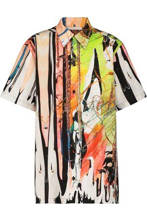 Christopher Kane Mindscape cotton shirt