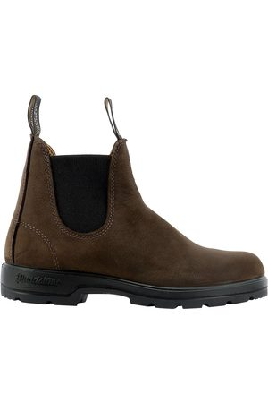Blundstone WOMEN'S 1606BROWN SUEDE ANKLE BOOTS