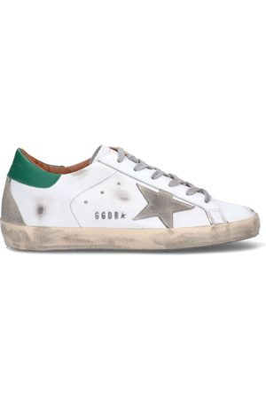 Golden Goose WOMEN'S GWF00102F00218010802 LEATHER SNEAKERS