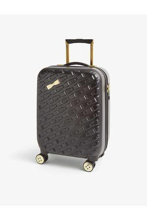 Ted Baker Belleee bow-embellished plastic suitcase