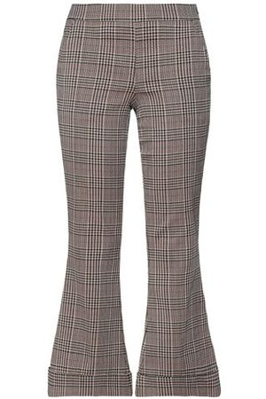 ROSÉ A POIS Women Trousers - TROUSERS - Casual trousers