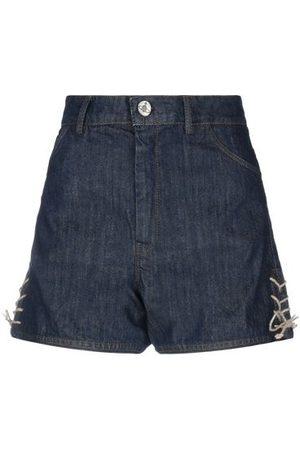 Vivienne Westwood Anglomania Women Shorts - DENIM - Denim shorts
