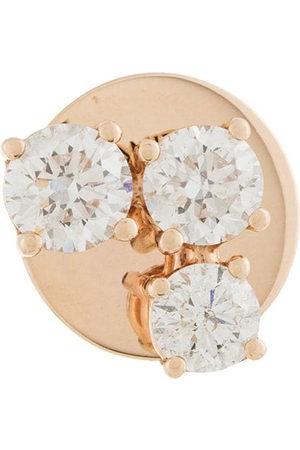 ALINKA Women Earrings - 18kt rose EVA diamond stud