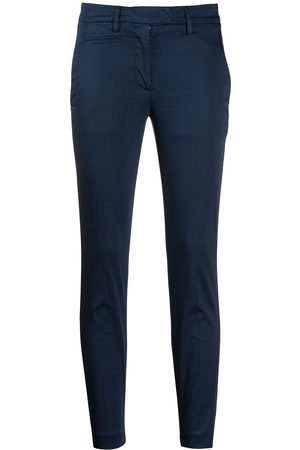 Dondup Women Skinny Trousers - Slim-fit cropped trousers