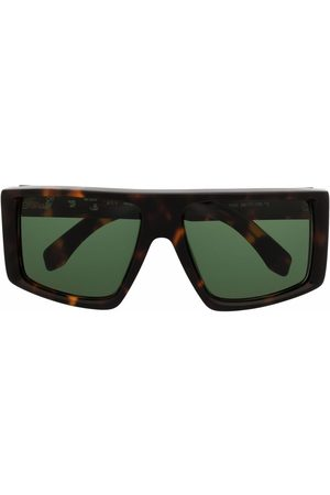 OFF-WHITE Alps oversize sunglasses