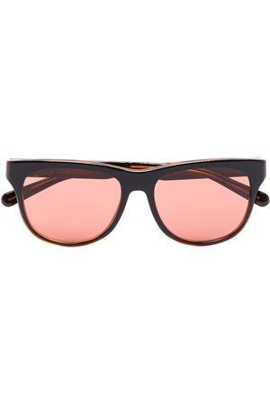 Gucci Men Sunglasses - GG0980 round-frame sunglasses - Neutrals