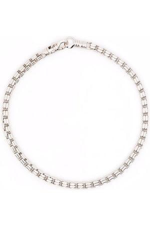 TOM WOOD Bracelets - Venetian Double M sterling bracelet