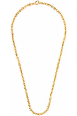 TOM WOOD Ada Slim -plated sterling silver necklace