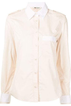 Ports 1961 Long-sleeve cotton shirt