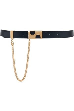 Ports 1961 Chain-link leather belt