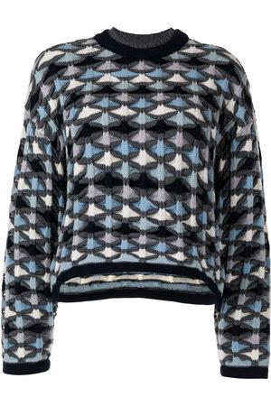 PORTS 1961 Textured-knit jumper