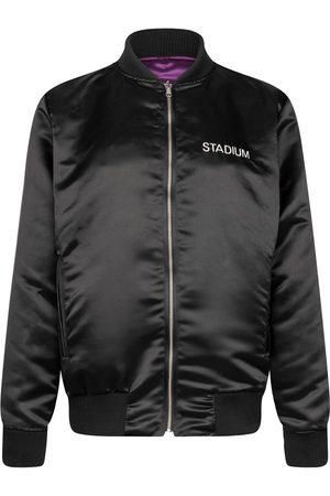 Stadium Goods Bomber Jackets - Satin reversible bomber jacket