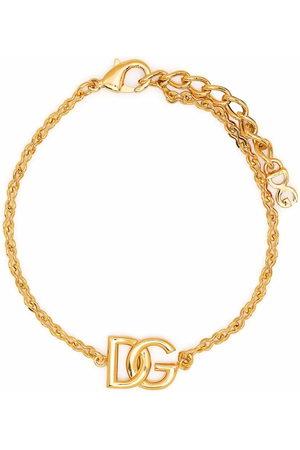 Dolce & Gabbana Men Bracelets - DG rope-chain bracelet