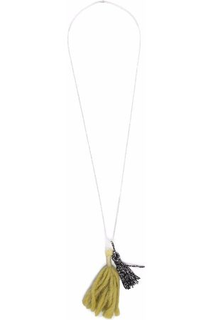 Caffe' D'orzo Girls Necklaces - Tassel-detail necklace