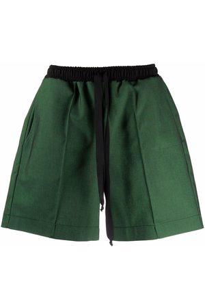 Alchemy Drawstring-fastened shorts