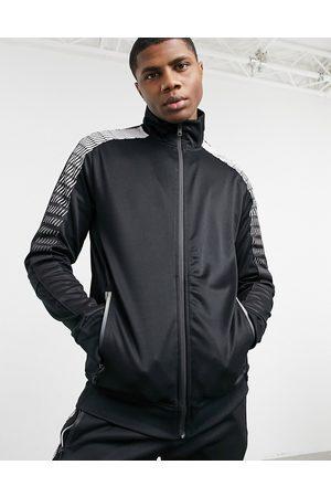 Bershka Men Summer Jackets - Co-ord tracksuit jacket in